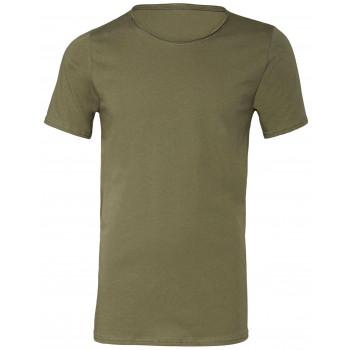 Jersey raw t-shirt